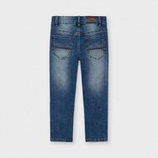 Блакитні джинси для хлопчика Mayoral