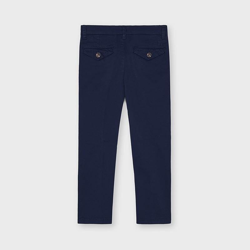 Класичні сини брюки для хлопчика Mayoral