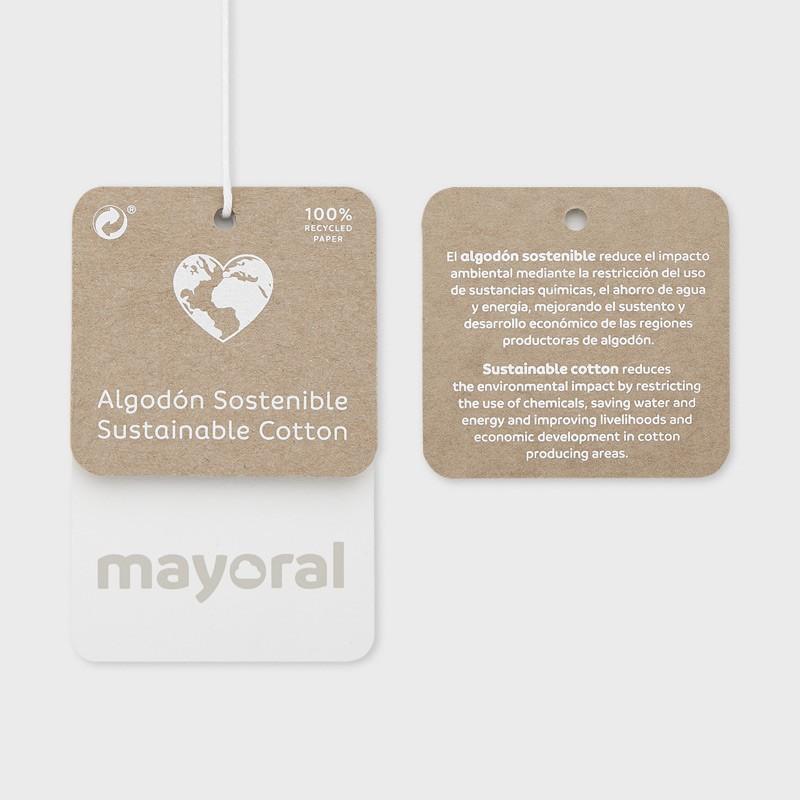 Класична біла сорочка Mayoral