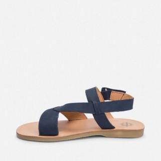 Кожаные сандалии для мальчика Mayoral