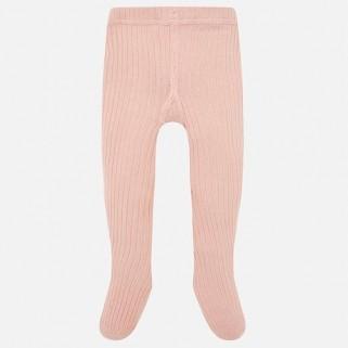 Розовые колготки для девочки Mayoral