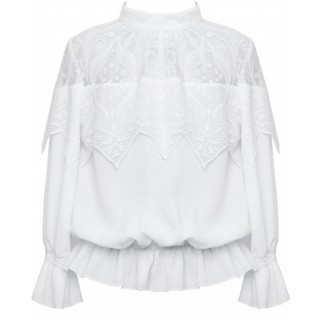 Ажурная блуза Sly
