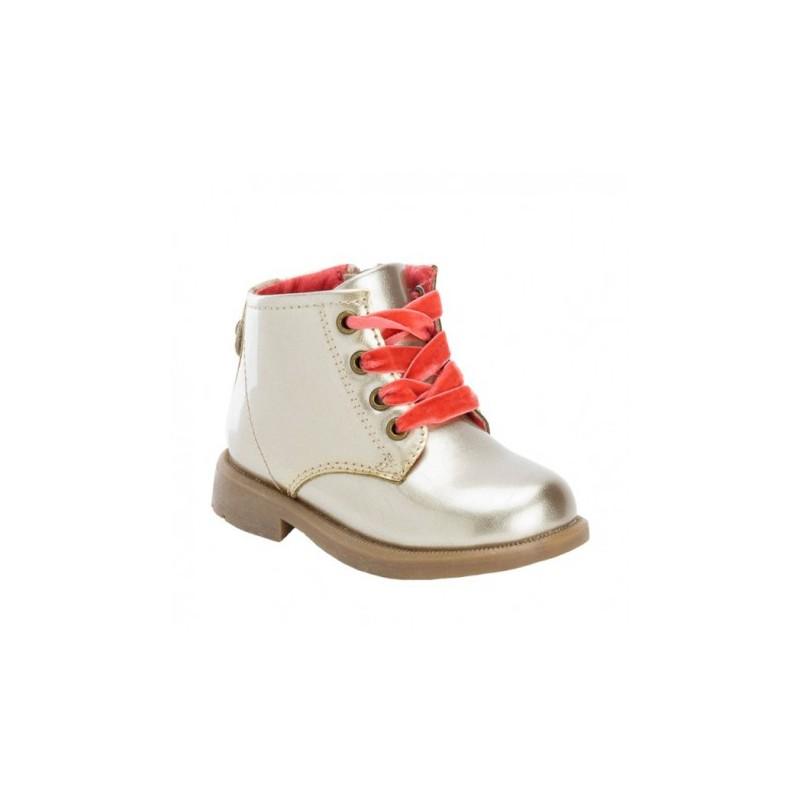 Демисезонные ботинки для девочки Mayoral