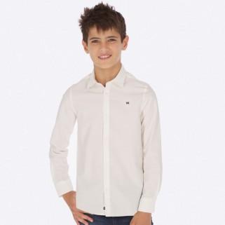 Белая рубашка Mayoral