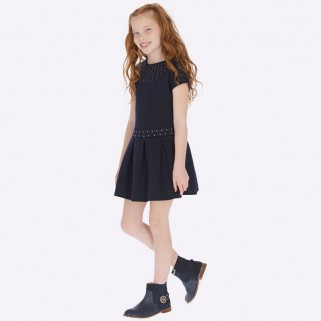 Платье из неопрена Mayoral