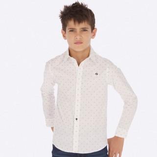 Рубашка с длинным рукавом для мальчика Mayoral