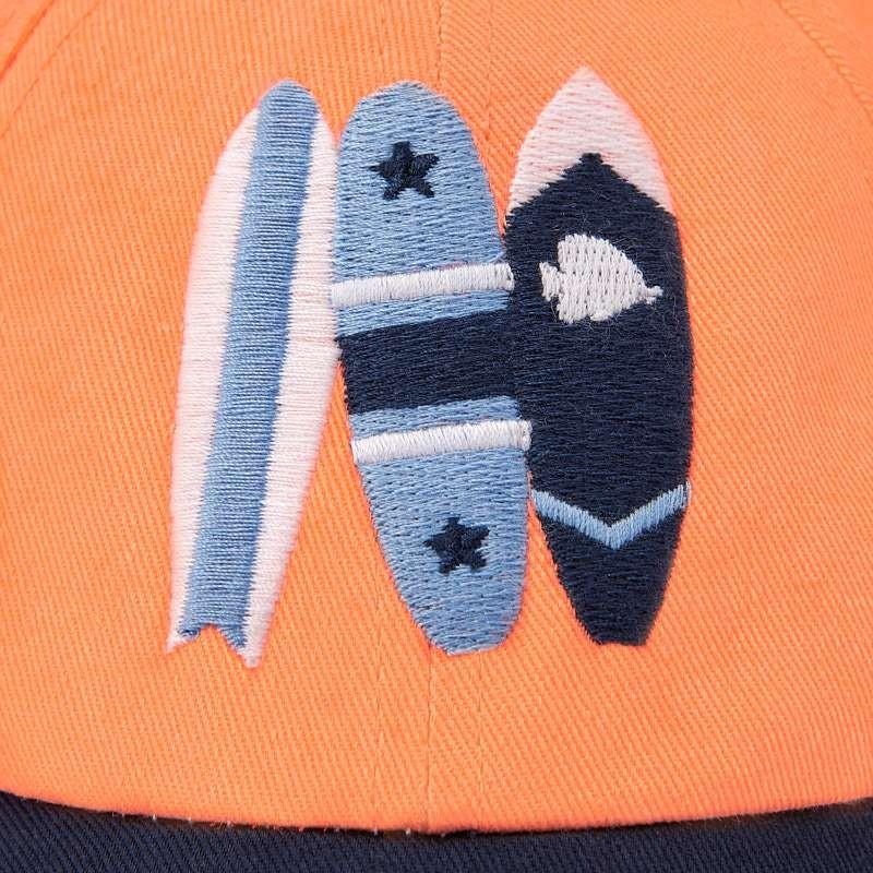 Оранжевая кепка Mayoral
