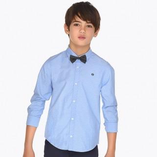 Рубашка с галстуком-бабочкой Mayoral