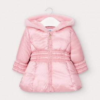 Утепленная куртка для девочки Mayoral