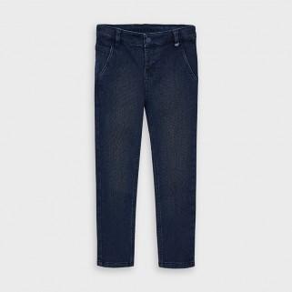 Синие джинсы для мальчика Mayoral